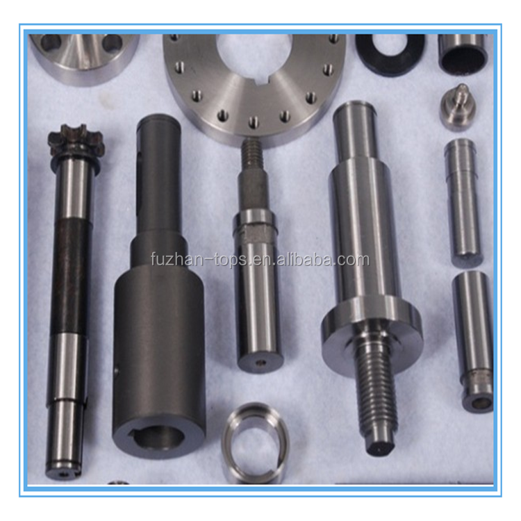 small customized axis parts for motorcycle