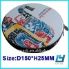 CD Zipper Tin Case