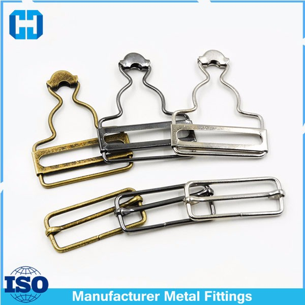 Metal Alloy Buckle With Slide Pin Adjustable Buckle Made In China