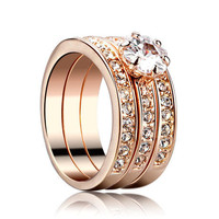 brand couple rings Engagement ring,Fashion Diamond Ring,Gold ring of finger ring designs of best products for import