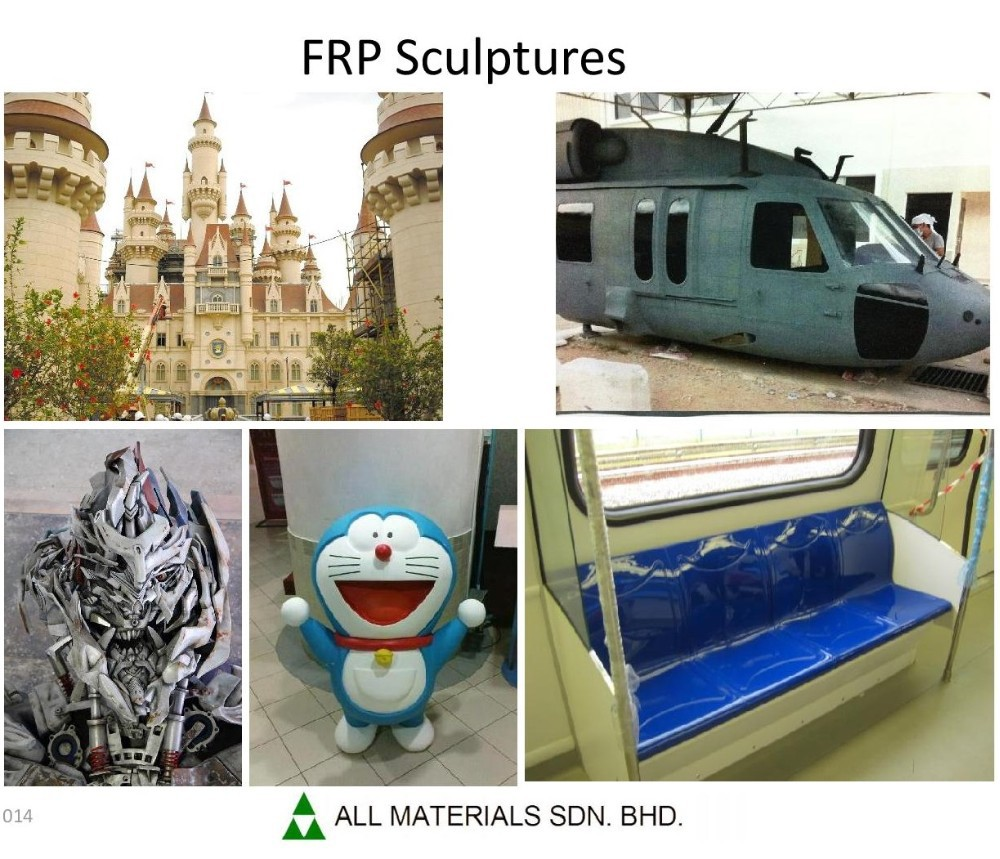FRP Sculpture