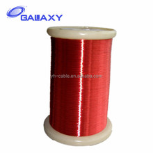 Free Sample quality Fine AWG 18 Gauge Motor Winding enameled anodized aluminum wire