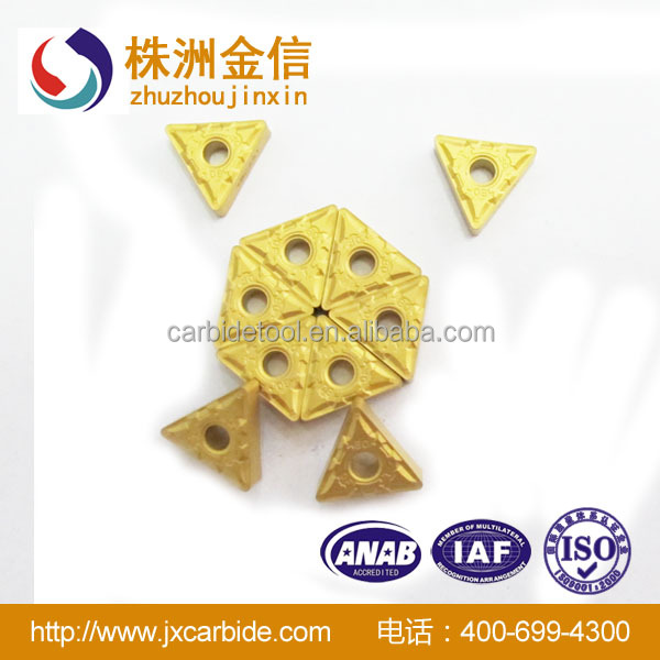 Factory Direct Cemented Carbide CNC Milling Inserts For Cutting Tools