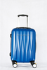 ABS+PC Travel Trolley Zipper Luggage travel bag suitcase