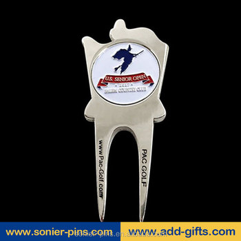 sonier-pins bulk golf divot repair tool wholesale With Ball Marker