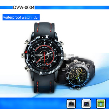 $9-$10.5 Factory price HD high tech hidden watch recorder watch video dvr recorder