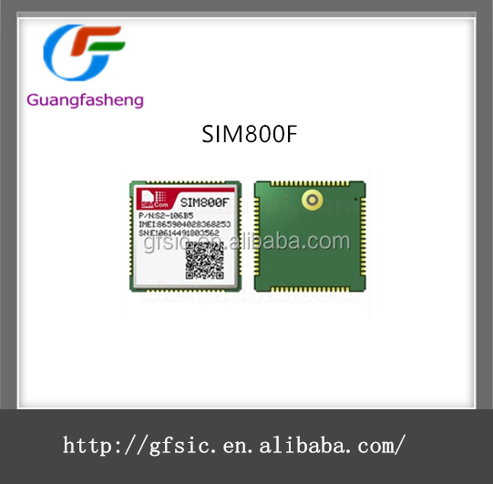 Competitive price GSM GPRS 2G bluetooth GPS module SIM800F