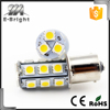 Car accessories p21w p21 5w led s25 lamps/1156 18smd 5050 S25 bulb/ba15s led 9-32v
