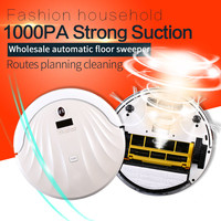 New UV Sterilization Intelligent Robot Vacuum Cleaner with Dry Cleaning