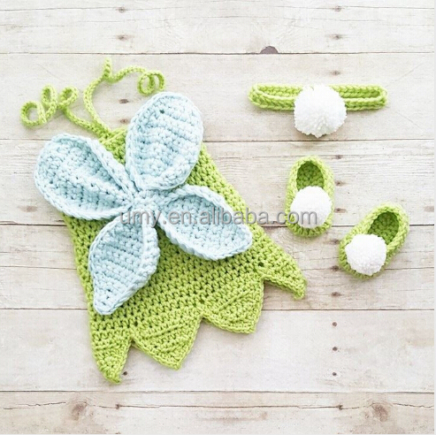 Crochet Baby Tinkerbell Fairy Princess Inspired Unique Baby Girl Names Dresses