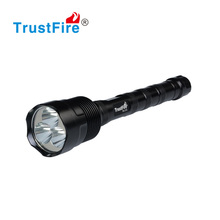 2016TrustFire 3800LM powerful and cheap led flashlights TR-3T6 rechargeable led lighting torch for hunt