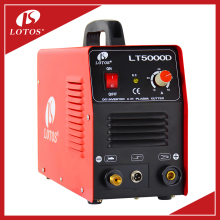 Lotos LT5000D Portable Plasma Air Cutter Sheet Metal Cutter Plasma Cutting Machine
