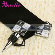 A0780 Wholesale Love Squared Wine Bottle Stopper Novelties 2015