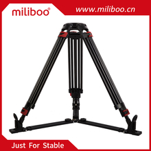 Hot sale miliboo aluminum tripod with hydraulic head