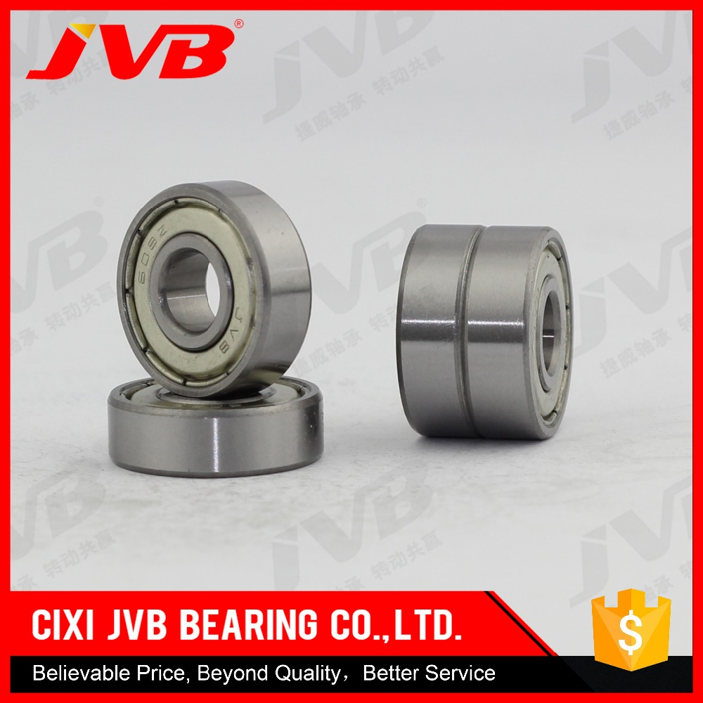 Hot Sale Low Noise High Quality 608zz 608z deep groove ball bearing