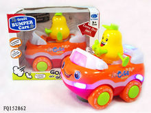 Rc stunt toy car with the fruit baby on the car, 20 similars