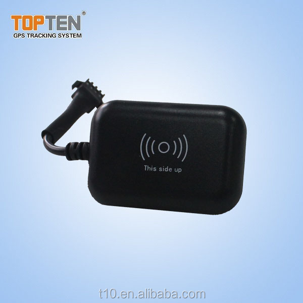 gps gprs gsm auto/car/motorcycle tracker with real time tracking software MT09-D9