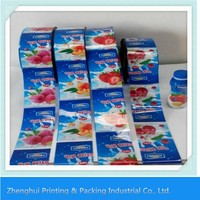 high quality food packaging plastic roll film /pvc shrink sleeve made in china/shrink wrap in plastic film