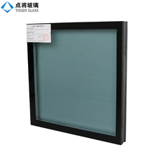 Heat Insulation Low-e Coated Insulating Glass