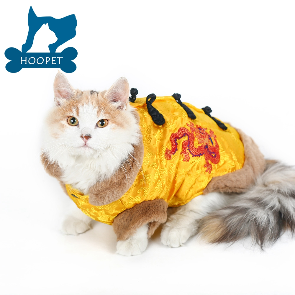 New Style Warm Dog Tang Suit Pet Clothes For Winter