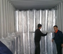 Air-cell bubble Roof Aluminum Film Heat Insulation heat reflective material