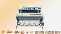 Optoelectronic Peanuts Color sorting machine in Anhui Hefei