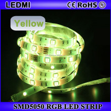 High quality cheap price SMD5050 5 meter rgb led strip/led tape/led ribbon