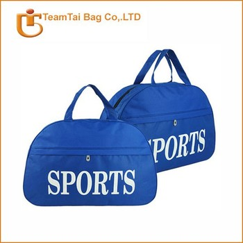 2014 fashion trending sports bag, foldable travel bag