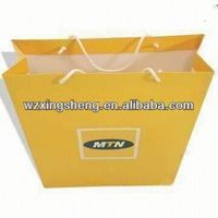2014 Wholesale!! fashion paper Gift shopping Bags for paper bags sunflower gift paper cards