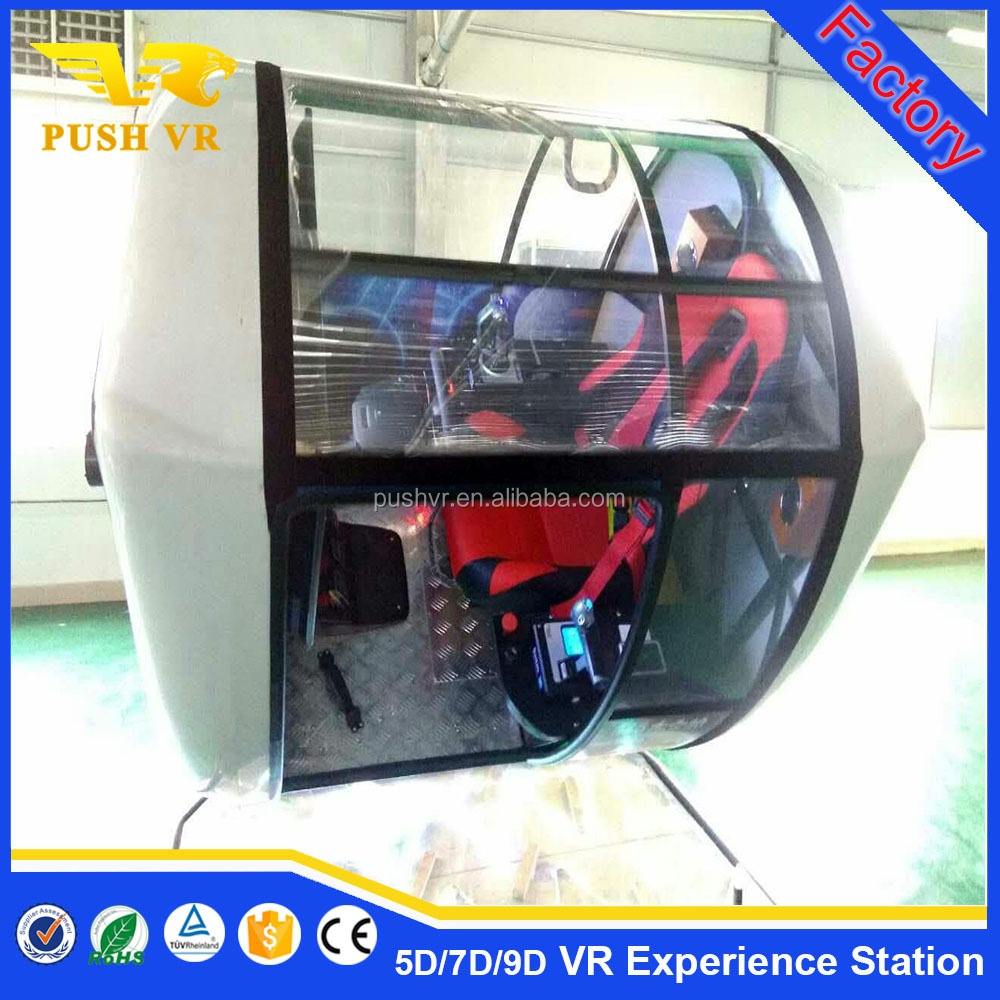 720 degree car drive games virtual reality flight simulator