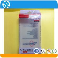 printing and packaging industry hard plastic PP clear package box