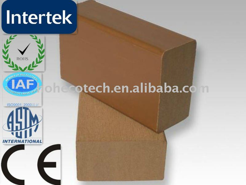China manufacturer HOH Ecotech WPC joist solid boards