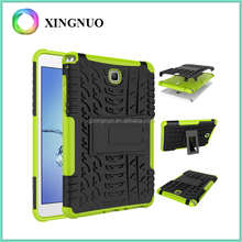 Rugged PC TPU Material Child Proof Tablet Case for Samsung Tab A 8.0
