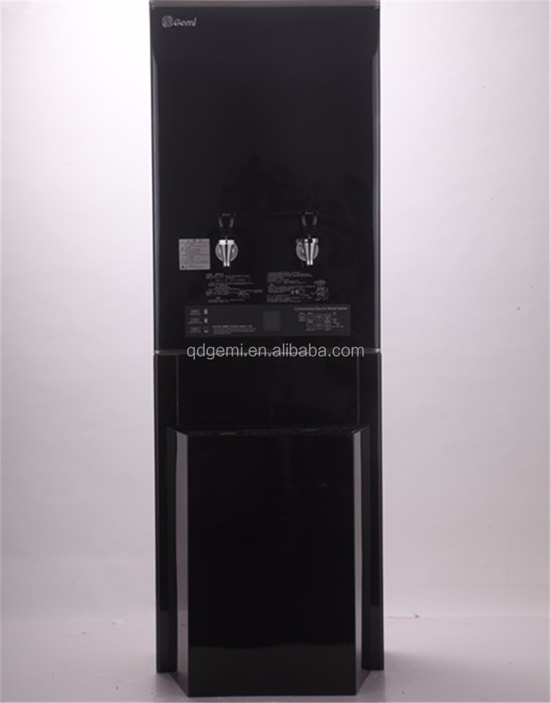 High capacity floor standing titanium commercial water dispenser China factory direct selling