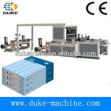 DK-A High Capacity Two Rolls Paper Cutting Machine