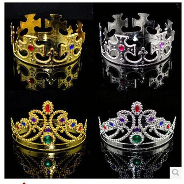 Hot Sale Fashion Cheap Custom Kking Crown For Hair Accessories
