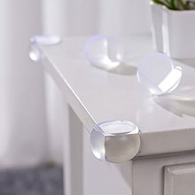 Baby Safety Table Corner Cushion Clear Corner Guards Angle table edge corner guard