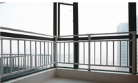 2014 High Quality Modern Aluminum Handrial with Best Price for Balcony