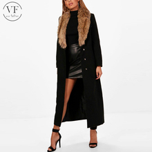 Women Long Model Wholesale Products China Beautiful women winter wool coat