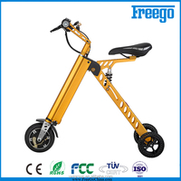 Newest folding adult electric tricycle three wheel scooter