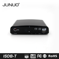 JUNUO 2017 New Best Isdb-t Set Top Box/ Strong Box For Japan/brazil/ South America Digital Hd Satellite Receiver