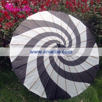 A03112 Custom Print Paper Umbrella