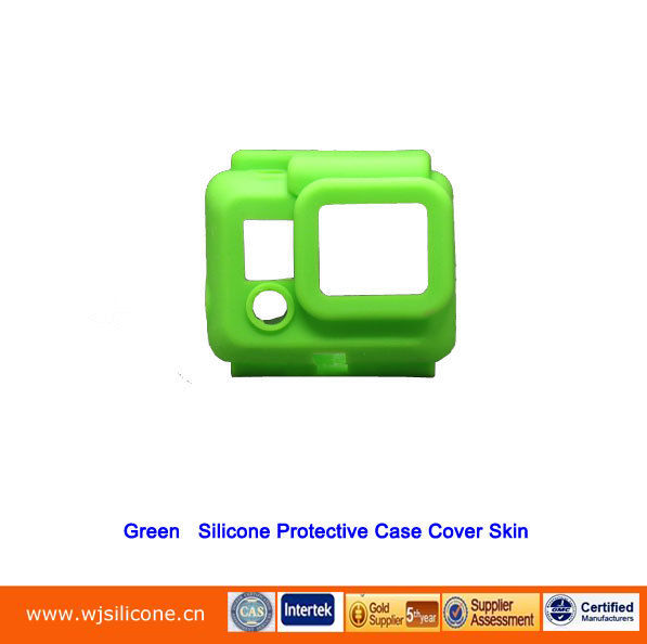 OEM cover for digital video camera, silicone digital video camera case