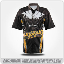 qualified dri fit custom sublimation motocross racing wear