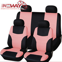 Logo print new cheap price racing car seat cover