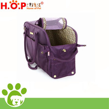 Soft dog kennel/ Custom dog crates for cars/ Cotton carrier handbag