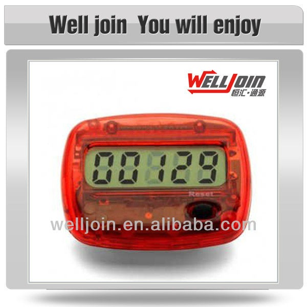 Single-function Digital Pedometer, Free Pedometer