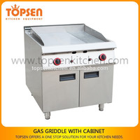 Factory Hot Selling Commercial Electronic Model Hot Plate and Grill