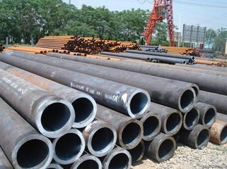27SiMn hydraulic prop seamless steel pipe from Liaocheng shandong