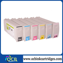 831 Recycle Compatible Printer Ink Cartridges for HP 831 Latex 300 310 330 360 370 Remanufactured Printer Inkjet Ink Cartridge